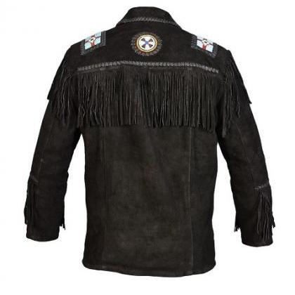 New Western Cowboy Black Color Sued..